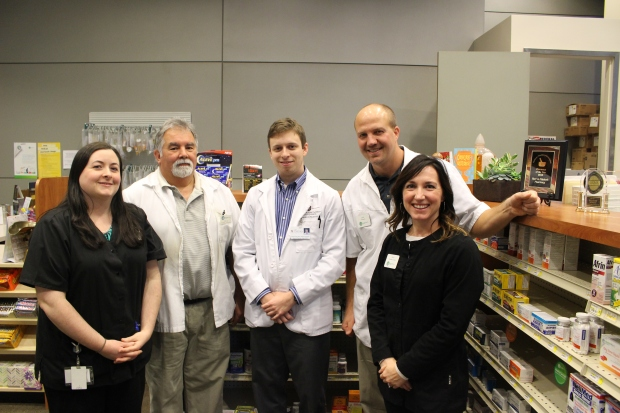 photo: Hart and Dilates Pharmacy staff