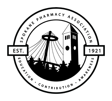 Spokane Pharmacy Association logo